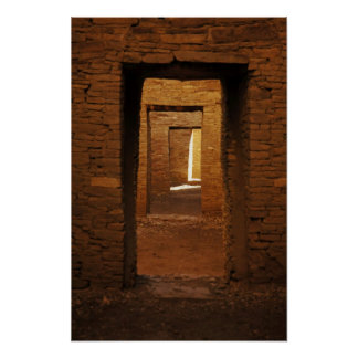 Chaco Doorways poster