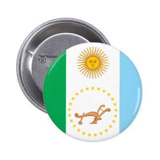 chaco, la Argentina Pin