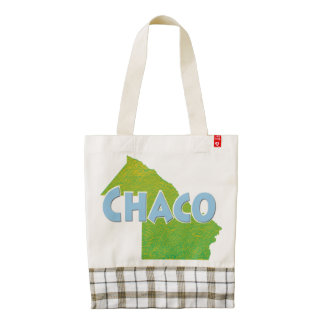 Chaco Zazzle HEART Tote Bag