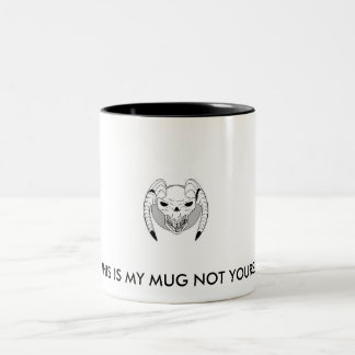 chad2787 logo, THIS IS MY MUG NOT YOURS!