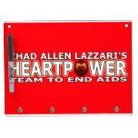 Chad Allen Lazzari HEARTPOWER Dry Erase Whiteboards
