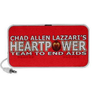 Chad Allen Lazzari Heartpower Mini Speaker