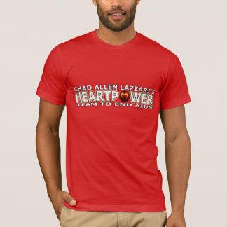 Chad Allen Lazzari Heartpower T-Shirt