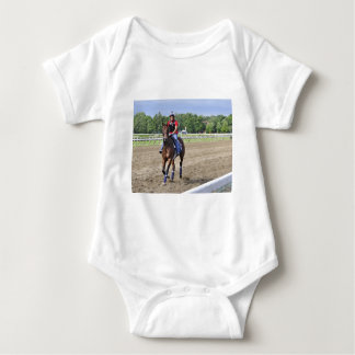 Chad Brown on Saratoga 150 Baby Bodysuit