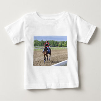 Chad Brown on Saratoga 150 Baby T-Shirt