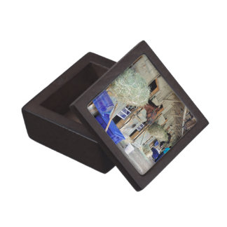 Chad Brown Stables Jewelry Box