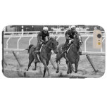 Chad Brown Workouts at Saratoga Tough iPhone 6 Plus Case