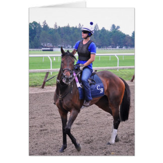 Chad Brown Workouts Card