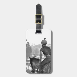 Chad Brown Workouts Luggage Tag
