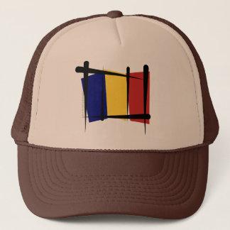 Chad Brush Flag Trucker Hat