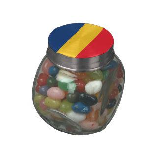 Chad Glass Jars