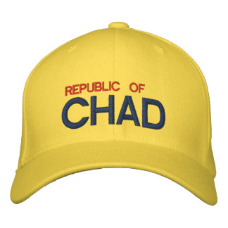 Chad Custom Baseball Cap