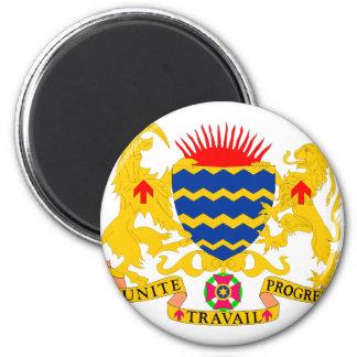 chad emblem magnets