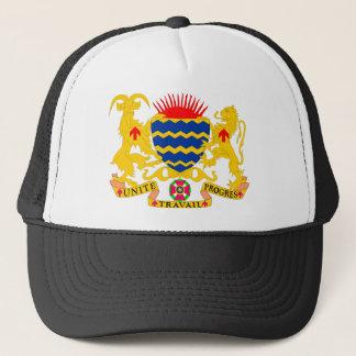 chad emblem trucker hat