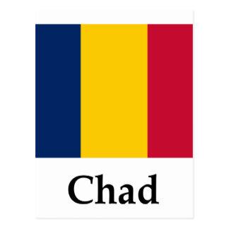 Chad Flag Postcards Zazzle - Chad flag