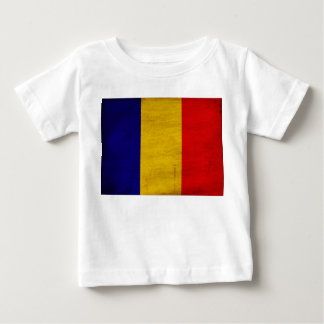 Chad Flag Baby T-Shirt