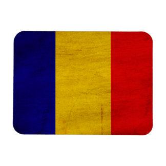 Chad Flag Magnet