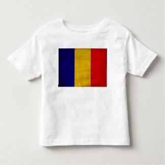 Chad Flag Toddler T-shirt