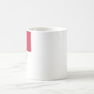 Chad Flag with Name in French Coffee Mug