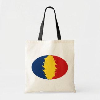 Chad Gnarly Flag Bag