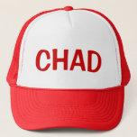 "Chad Hat<br><div class=""desc"">Chad</div>"