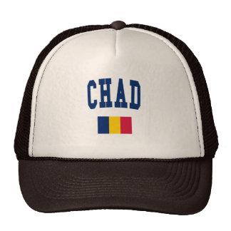 CHAD TRUCKER HAT
