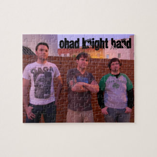 Chad Knight Band Puzzle