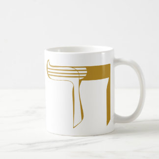 Chad Monogram Coffee Mug