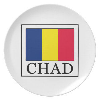 Chad Plate