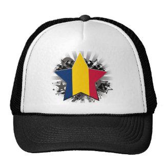 Chad Star Mesh Hats