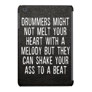 Chad Szeliga Drummer Quote iPad Mini Covers