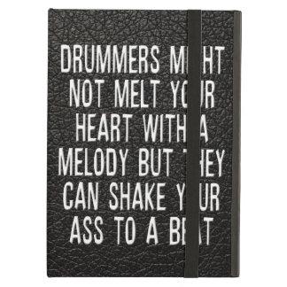 Chad Szeliga Drummer Quote iPad Air Cases