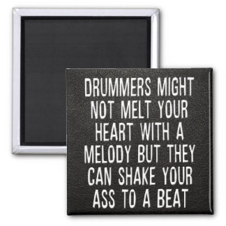 Chad Szeliga Drummer Quote Magnets