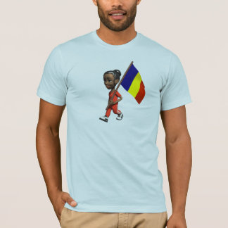 Chadian Girl T-Shirt