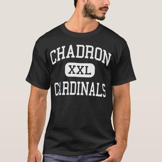 Chadron - Cardinals - Middle - Chadron Nebraska T-Shirt
