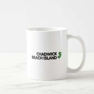 Chadwick Beach Island, New Jersey Coffee Mug