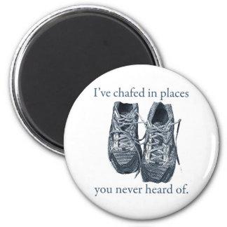 Chafe 2 Inch Round Magnet