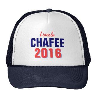 Chaffee 2016 gorras
