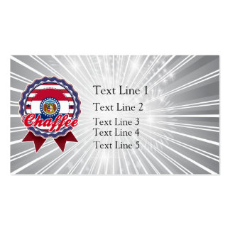 Chaffee, MO Double-Sided Standard Business Cards (Pack Of 100)