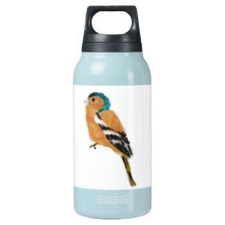 Chaffinch Bird Art Insulated Water Bottle