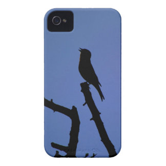 Chaffinch Singing iPhone 4/4SCase-Mate Barely Ther iPhone 4 Case-Mate Case