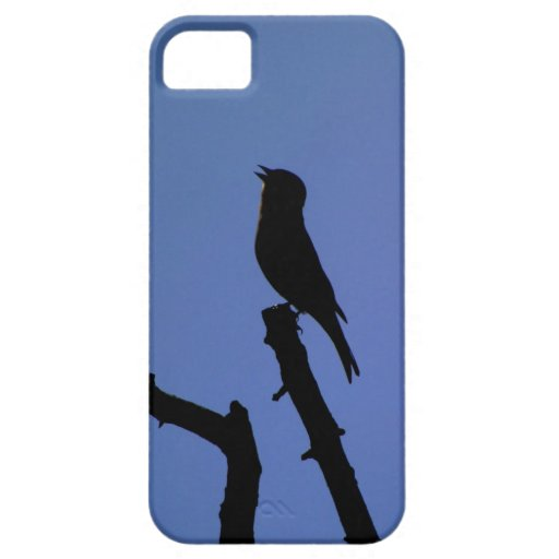 Chaffinch Singing  iPhone 5 Case Mate ID