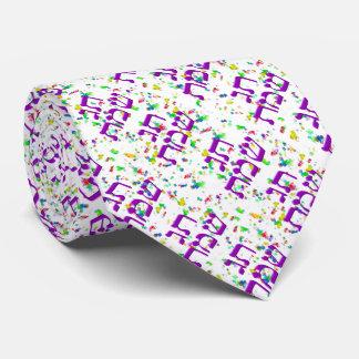 Chag Sameach! in Hebrew Tie