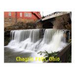 Chagrin Falls postcard