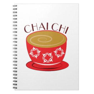 Chai Chi Notebook
