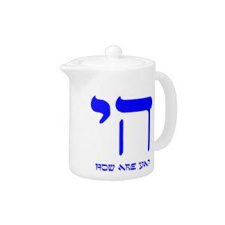 Chai how are ya? teapot