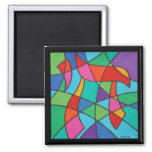 Chai Mosaic I Magnet