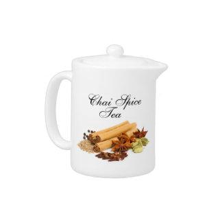 Chai Spice Teapot