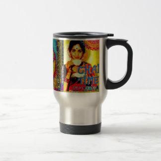 Chai Time Travel Mug