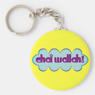 Chai Wallah Keychain